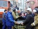 Обнаружена десятая жертва обрушения дома в Астрахани: Фоторепортаж