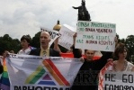 Депутат: Закон против геев направлен на раскол общества: Фоторепортаж