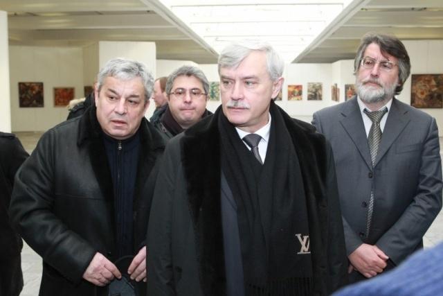 Полтавченко всеми забыт: критиками, оппозиционерами, конкурентами: Фото