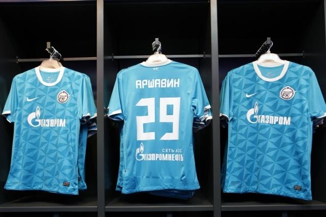 Футболисту Андрею Аршавину готовят трон в раздевалке «Зенита»: Фото