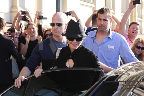 В августе в Петербурге выступит Мадонна: Фото