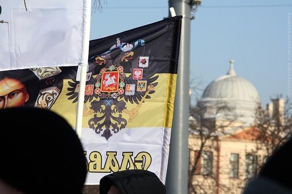 Петербургские националисты разочарованы акцией против Мирзаева (фото): Фото