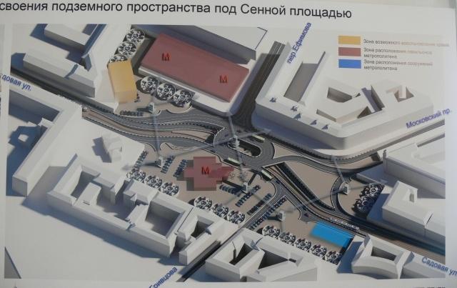 Архитектурные проекты Петербурга, которые могли быть, но которых не будет: Фото