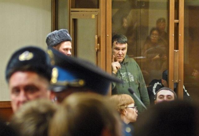 Прокурор требует для Кумарина 18 лет: Фото