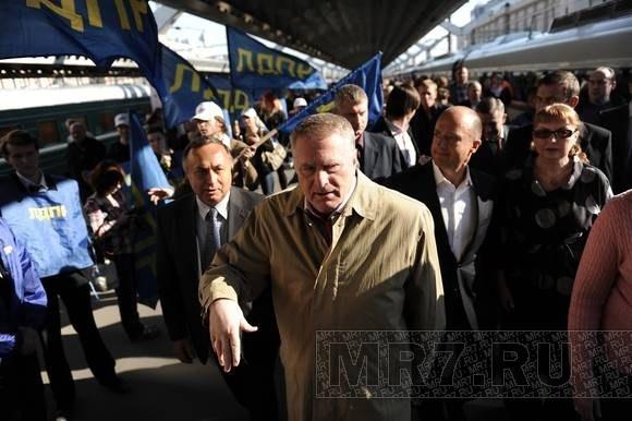 Пугачева обозвала Жириновского психом и клоуном: Фото