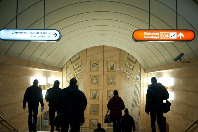 Рейтинг: самые неудобные станции метро в Петербурге: Фото