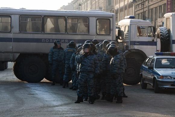 От Лиговского до Конюшенной. Шествие «За честные выборы» в Петербурге (фото): Фото