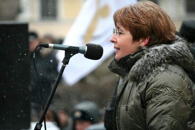 Суд не дал эсерам отменить итоги выборов в ЗакС: Фото