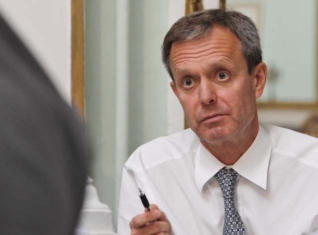 Депутат от «Яблока» хочет уволить из ВТБ бывшего вице-губернатора Молчанова: Фото