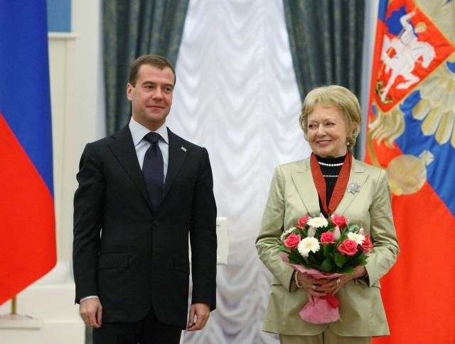 Прощание с Людмилой Касаткиной пройдет сегодня: Фото