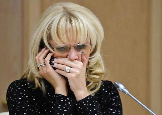 Татьяна Голикова: Фото