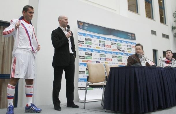 У российских футболистов появилась форма с элементами кольчуги