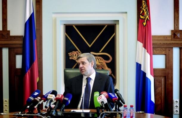 Губернатор Приморья назвал причины своей отставки