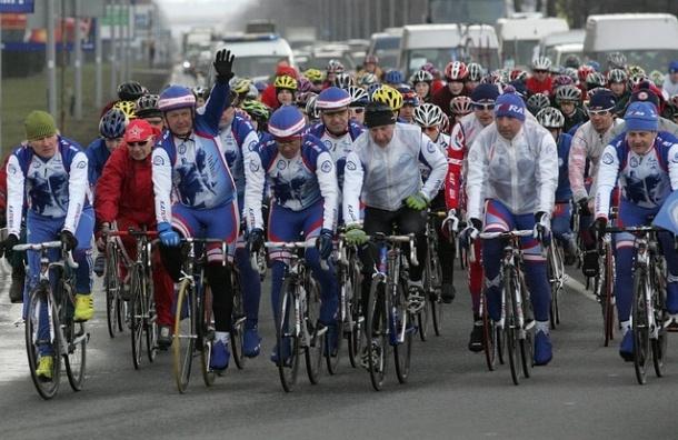 На велодорожки в Петербурге потратят 2 млрд