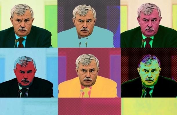 Полтавченко всеми забыт: критиками, оппозиционерами, конкурентами