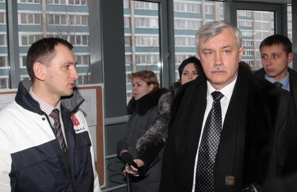 Полтавченко пообещал студентам больше общежитий