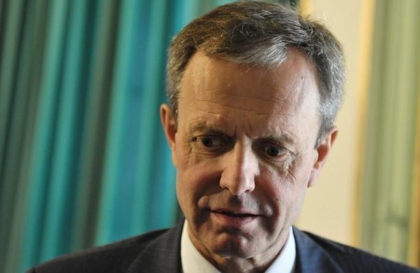 Депутат от «Яблока» хочет уволить из ВТБ бывшего вице-губернатора Молчанова