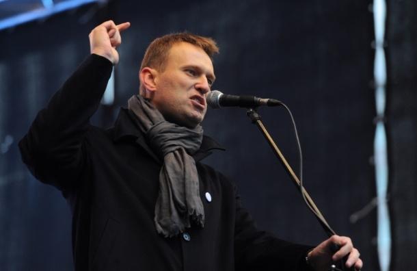 Навальный едет на митинг в Петербург к «упырям, голосующим за Путина»