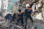 В Астрахани нашли мужчину, взорвавшего девятиэтажный дом