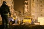 В Астрахани перестали искать людей под завалами обрушившегося дома