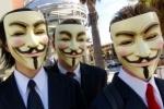 Хакеры Anonymous дали эксклюзивное интервью