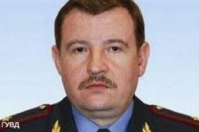 Петербургскую полицию временно возглавил бывший зам Суходольского