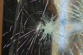 На Парнасе произошла авария с участием четырех автомобилей