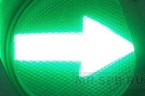 В Петербурге появится 92 новых светофора