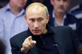 Организаторы митинга в поддержку Путина заплатят штраф