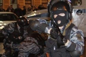 Бандиты, напавшие на склад в Химках, расстреляли манекен