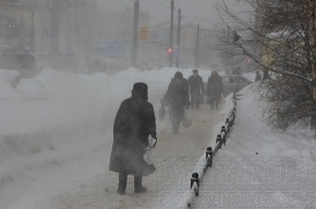 К субботе в Петербурге усилится мороз