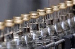 В Обухово прикрыли подпольный алкогольный цех
