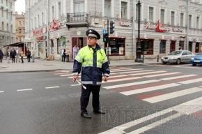 Места работы фоторадаров в Петербурге на сегодня