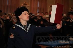 333 курсанта присягнули на верность Родине (фото)