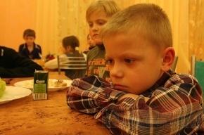 В детских садах Петербурга экономят на мясе для детей