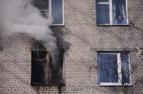 Пожар на Белы Куна. Фоторепортаж.