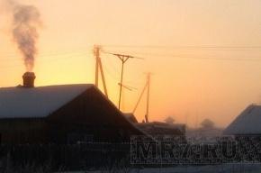 В ближайшие дни в Петербурге будет -20°C, в Ленобласти до -35°C