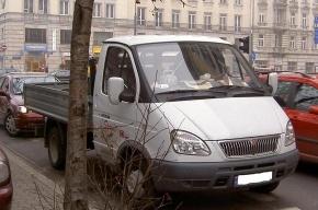 Водитель «Газели» сгорел после аварии на КАД
