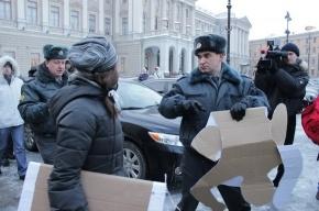 Петербургских гей-активистов продержали в полиции пять часов