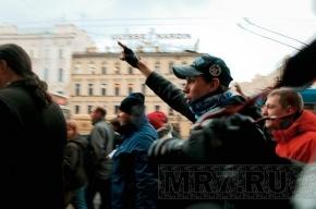 Петербургская оппозиция обменялась  «проштрафившимися» лидерами