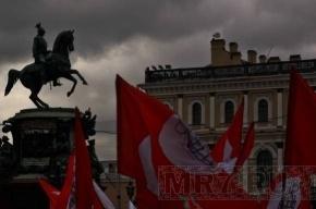 На заседании акции «За честные выборы» в Петербурге открыли стрельбу
