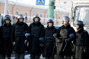 Оппозиция прошла колонной по центру Петербурга (фото)