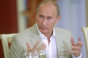 Путин: Президентом России может стать женщина