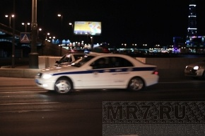В Москве очередное ДТП, произошедшее по вине полицейского