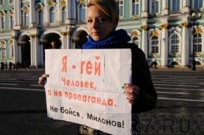 Закон о запрете пропаганды гомосексуализма расколол общество на два непримиримых лагеря