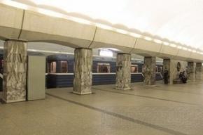 Метро «Приморская» пришлось закрыть из-за неисправного состава