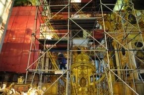 Что будут реставрировать в Петропавловской крепости