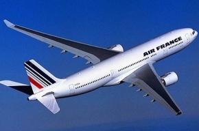 Три самолета из Парижа не полетят в Москву из-за забастовки французских летчиков