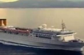 На лайнере «Коста Аллегра», терпящем бедствие, нашли россиян
