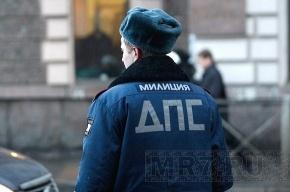 В Москве гаишник сам отогнал чужую машину ради кортежа Путина